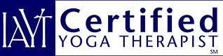 IAYT-certified yoga therapist credential