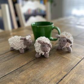 Teeny Tiny Sheep Rattle