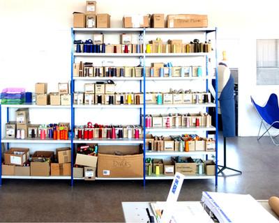 Nouveau projet : extension d'un atelier de couture