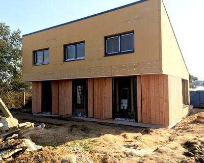 ST PALAIS : Le chantier avance...