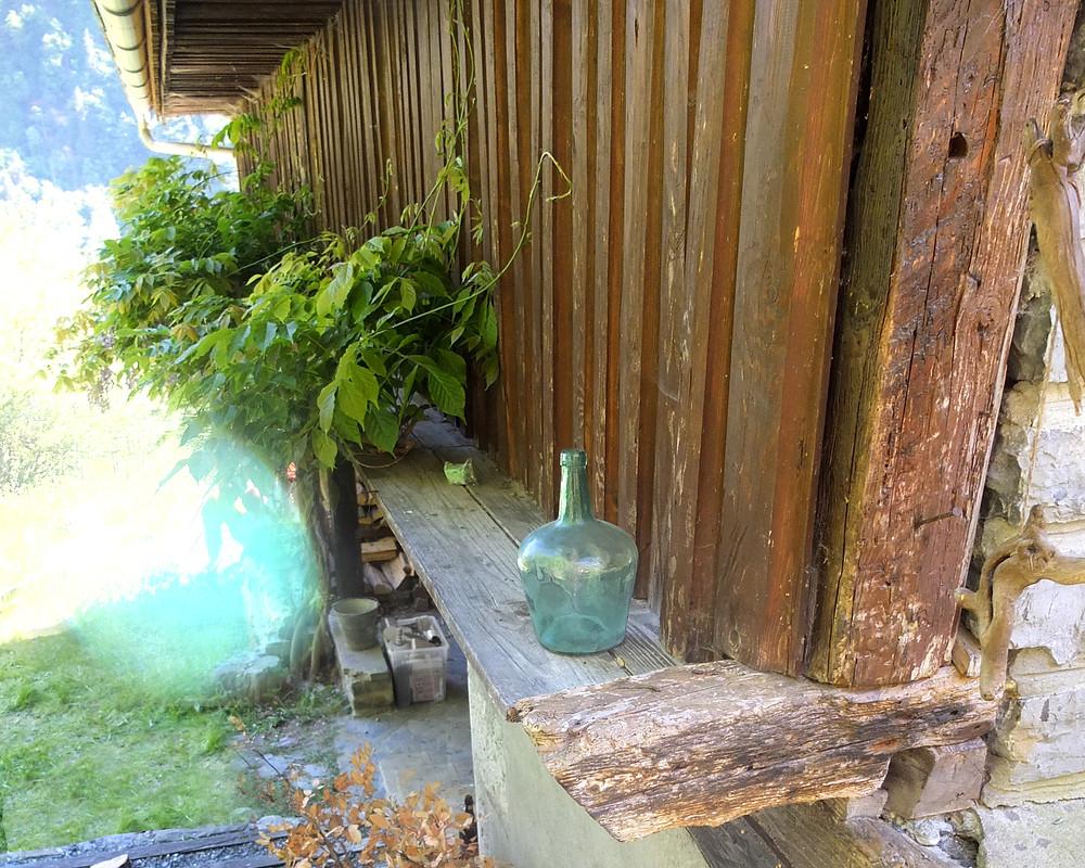 Extension d'un chalet à Samoens