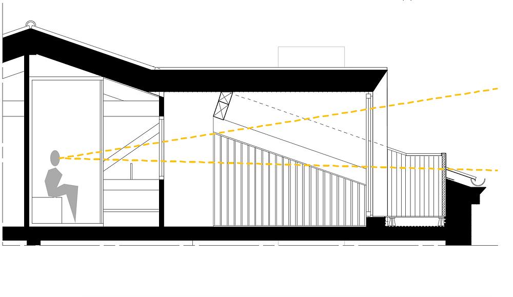Rénovation d'un appartement ouverture en toiture