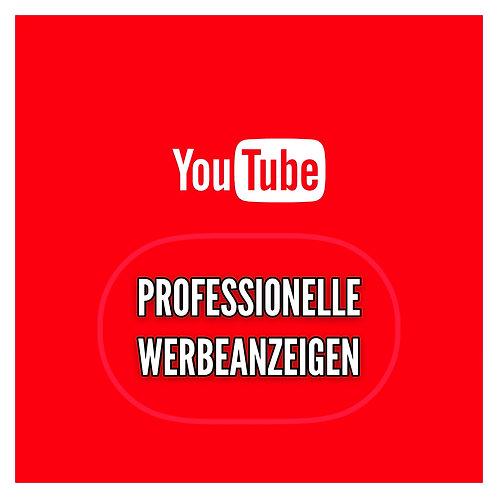 Professionelle YouTube Werbeanzeigen