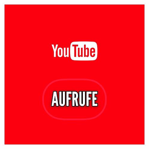 YouTube Aufrufe