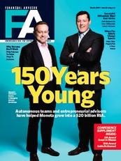 Financial Advisor Magazine!!