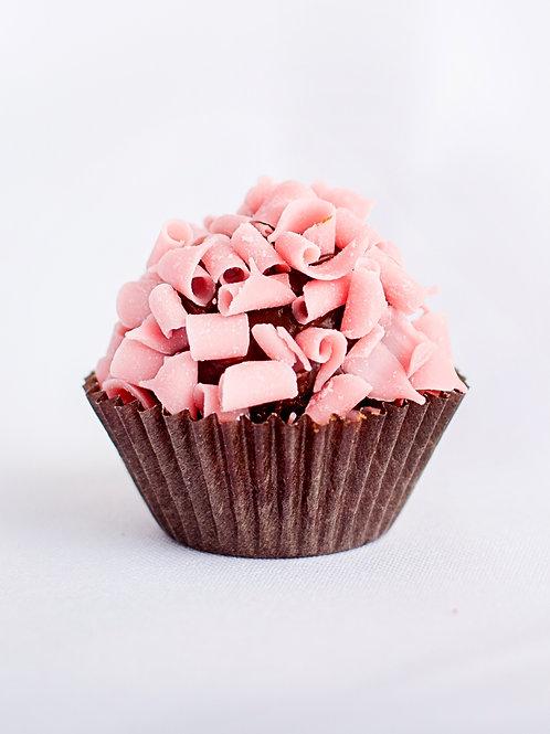 Brigadeiro Dark Chocolate - Pink Sprinkle