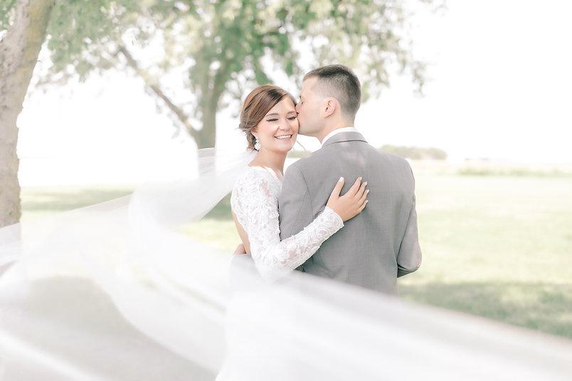 Nebraska Summer Wedding