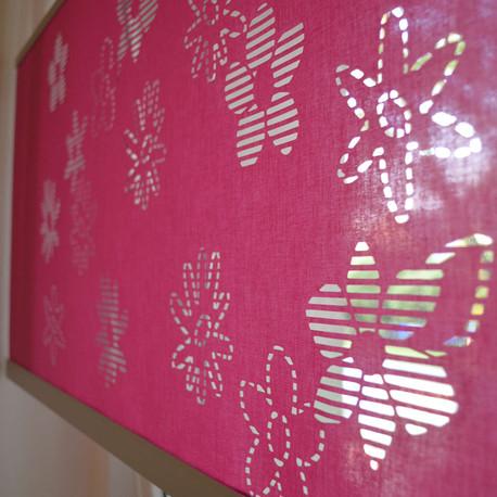 Lasercut Textil
