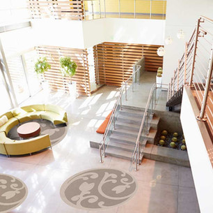 Teppichdesign Foyer
