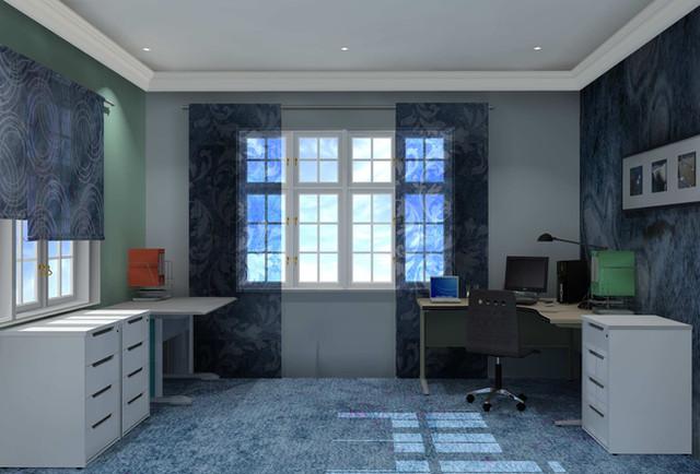 CI Design für Home Office