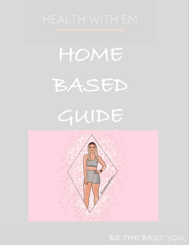 Home Based Workout Guide
