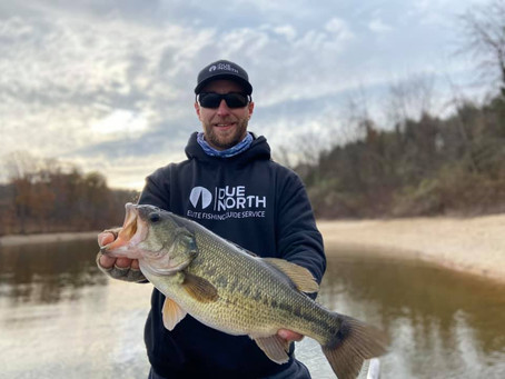 Transitioning from Winter Bass Fishing Patterns to the Spring Prespawn in Pennsylvania Reservoirs
