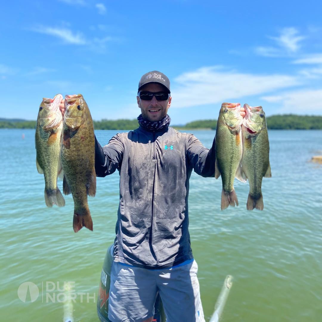 6 Hour Bass Fishing Trip