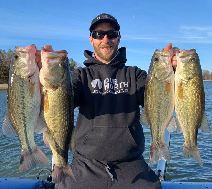 Discover our fishing strategy to consistent, productive days on the water fishing for largemouth and smallmouth bass in Pennsylvania during the transition from winter bass fishing to the spring prespawn.