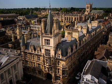 Application for Oxbridge 2022 Entry