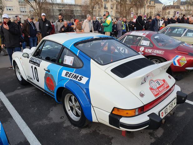 Porsche 911 N°10 Walter Röhrl RMC 2020_3
