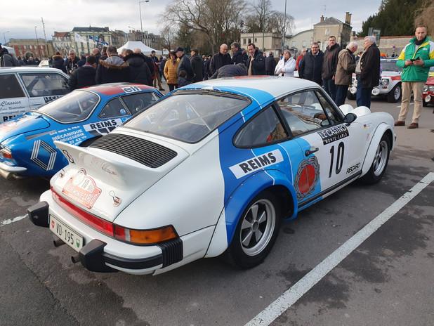 Porsche 911 N°10 Walter Röhrl RMC 2020_4