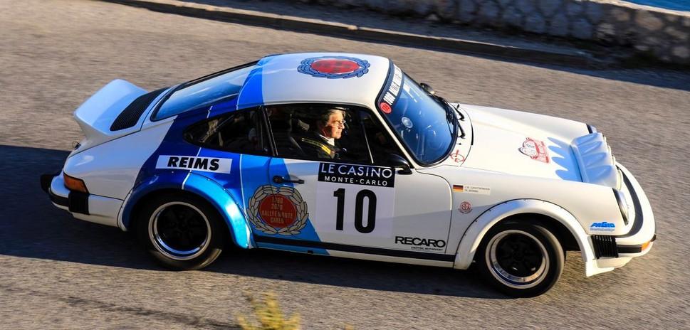 Porsche 911 N°10 Walter Röhrl RMC 2020