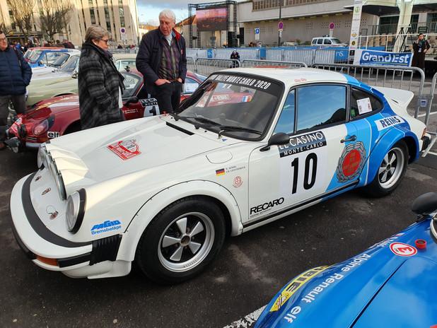 Porsche 911 N°10 Walter Röhrl RMC 2020_2