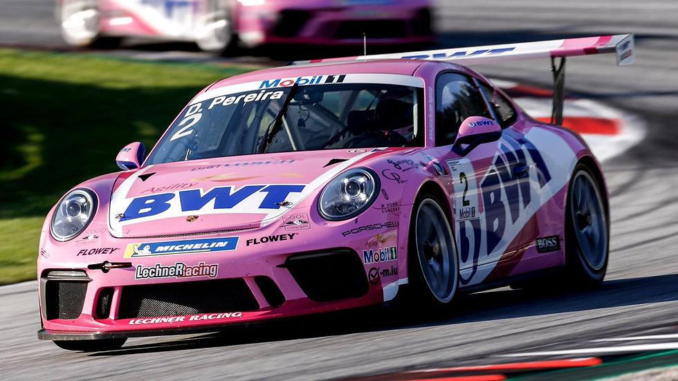 SL002 Porsche 911 GT3 Cup BWT Lechner Racing Vice-Champion 2020 Dylan Pereira