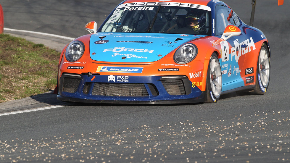SL003 Porsche 911 GT3 Cup Förch Racing Vice-Champion 2020 Dylan Pereira