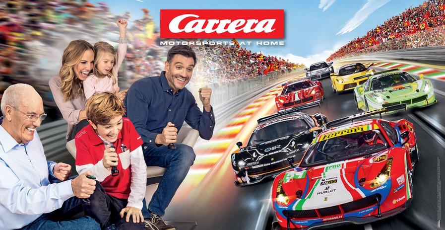 Carrera Slot Racing Luxembourg