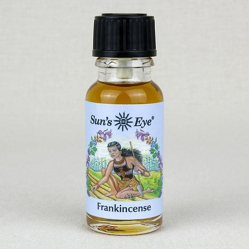 Frankincense Oil by Sun's Eye