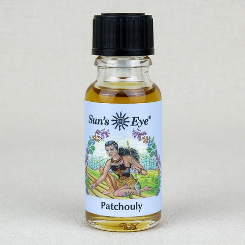 Patchouly Oil by Sun's Eye
