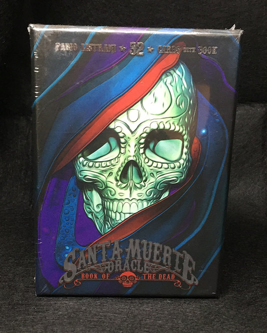 Santa Muerte Oracle Cards