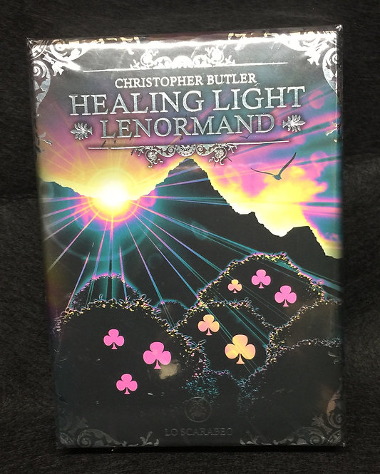 Healing Light Lenormand Oracle Cards