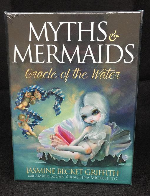 Myths & Mermaids Oracle of the Water