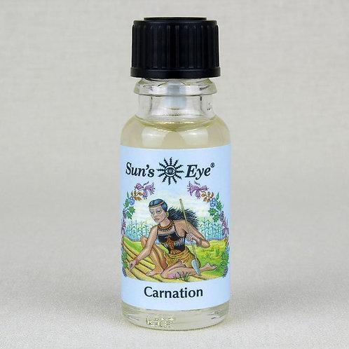 Carnation Oil by Sun's Eye
