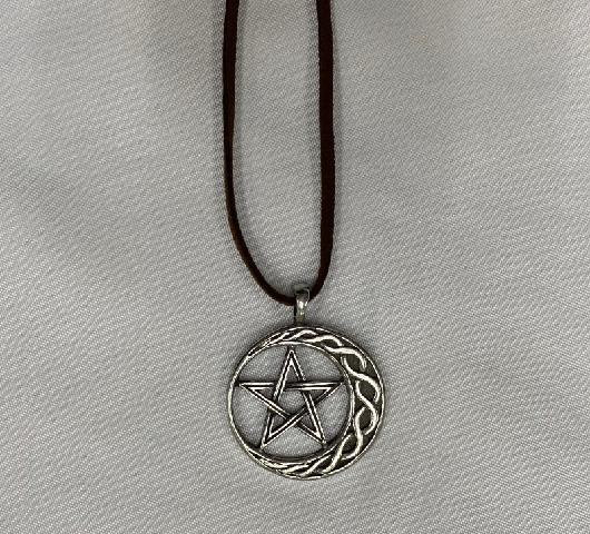Pentagram/Pentacle Necklace