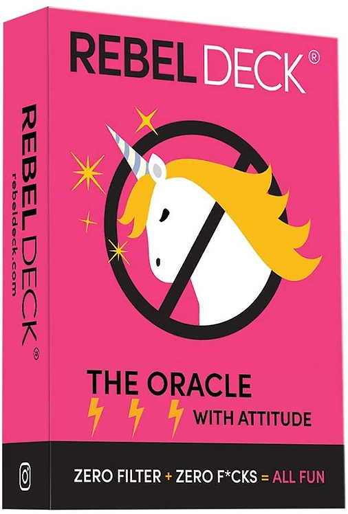 Rebel Deck Oracle with Attitude