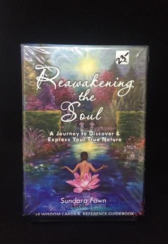 Reawakening the Soul Wisdom Cards