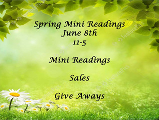 Mini Readings Day