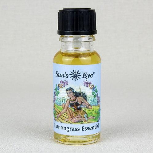 Lemongrass Essential Oil by Sun's Eye