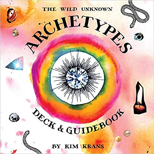 Archetypes Deck & Guidebook from The Wild Unknown