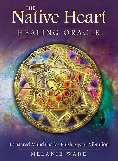 Native Heart Healing Oracle Deck