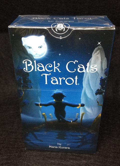 Black Cat Tarot Deck