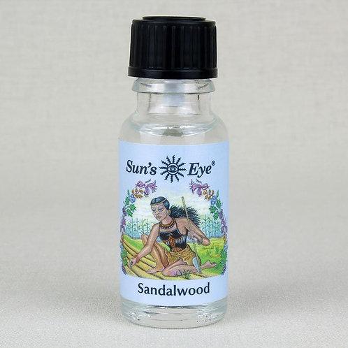 Sandalwood Oil by Sun's Eye
