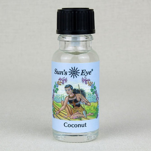 Coconut Oil by Sun's Eye