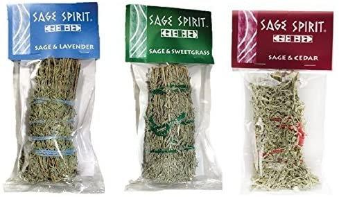 Sage Spirit Native American 7 Inch Incense Wand/Bundle