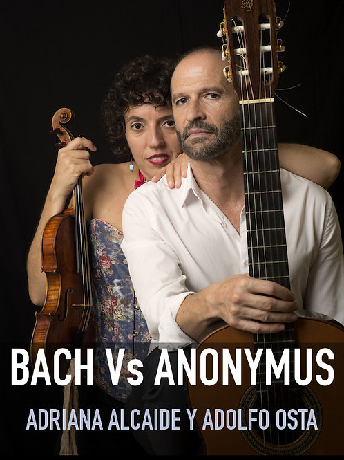 Bach versus Anonymus