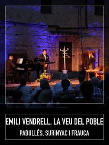 Homenatge a Emili Vendrell