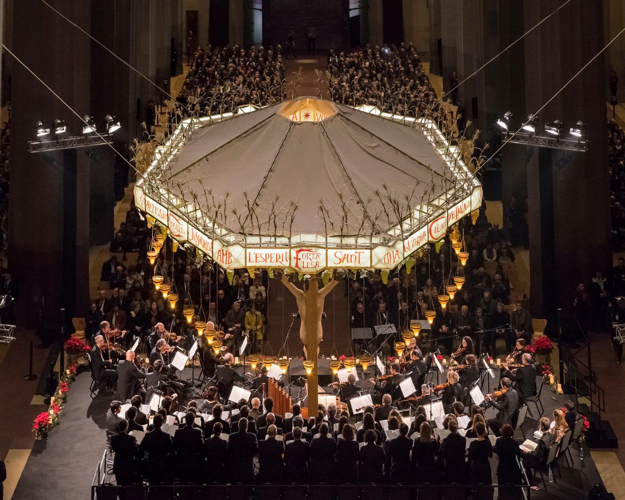 Oratori de Nadal. Bach