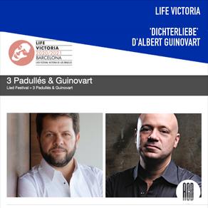"Life Victoria programa el ""Dichterliebe"" d'Albert Guinovart"