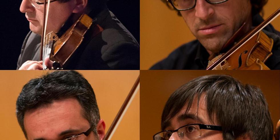 QUARTET TEIXIDOR | Mozart-Xostakóvitx-Haydn