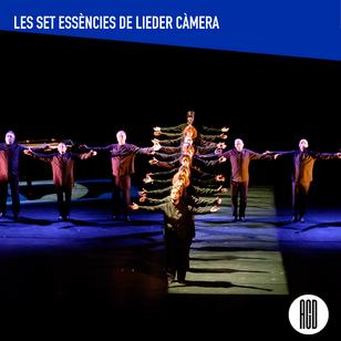 """Les 7 """"ESSÈNCIES"""" de Lieder Càmera"""