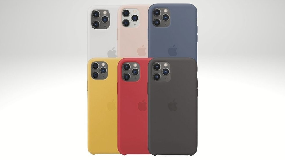 Silicone Case iPhone 12 Pro Max